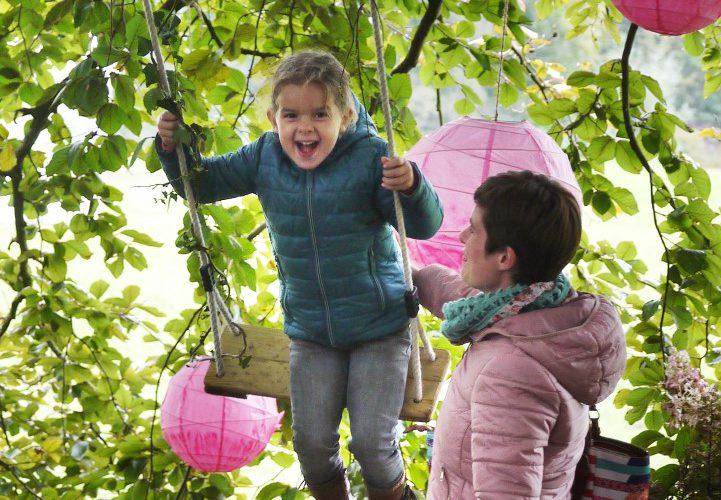 De Pinky Swinky op de tuindagen van Beervelde 2017 | BEST-select
